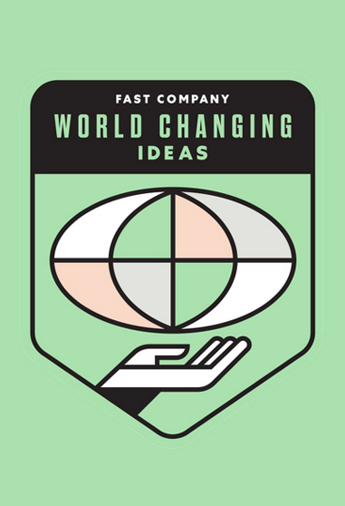 Fast Company's World Changing Ideas logo
